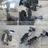 skid loader attachment drill bit for rock for sale