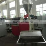 pvc corrugated pipe machine manufacture