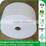 Twill Interlining 100% Polyester Non Woven Fabric Fusing Interfacing Fabric For Garment/ Apparel Accessory