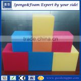 High quality large size indoor trampline park colorful foam cube, foam pit