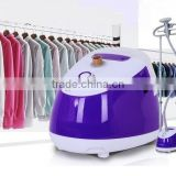 new design double poles portable garment steamer steam iron