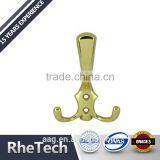 factory whole sale brass stainless steel zinc alloy bar cabinet bathroom door handle hook