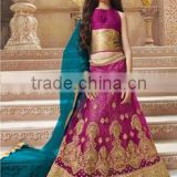 Lengha choli lehenga / Wedding designer lengha // Wedding bridal lengha/ReadyMade Kids Lehenga
