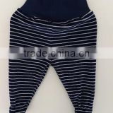 2016 cool boys navy and white stripes corduroy pants for Autumn