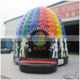2016 Aier Hot Sale Inflatable Disco Dome,Disco Dome Inflatable Bounce House