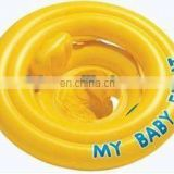 Inflatable Baby Ring Float Seat