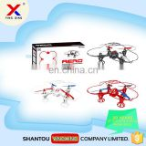 Hot sell rc quadcopter camera ufo with lights