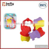 Wholesale safety baby teether animals