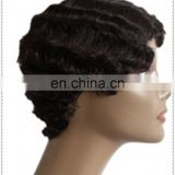 tianrun high quality fashion factory price 6a grade wholesale virgin Brazilian human wigs mommy wig
