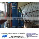 Expanda eps foam production line from Chinese supplier