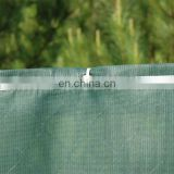 outdoor playground hdpe plastic windbreaker shade net garden/patio uv resistant privacy wind screen