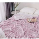 100% Cotton Muslin Blanket Bed Sofa Travel Breathable Chic Mandala Style Large Soft Throw Blanket Para Blanket