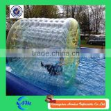 adult water roller, hot sale inflatable water roller, walk on water roller ball for sale