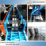Galvanized Roofing Sheet Hydraulic Shearing Machine/ Light steel Stud and Track Production Line