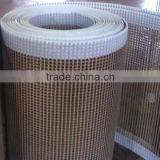 top sale cheaper large capacity high temperature teflon mesh conveyor belt at low price best seller taixing Fleet