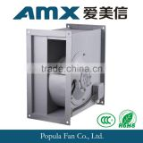 In line Fan, Duct Fan with Rotor Motor, high quality Centrifugal fan
