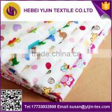 chinese manufacture printed 100% polyester baby blanket flannel fabric