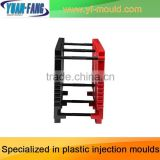 Taizhou huangyan manufacture Mould Factory New Design TV Mould battery powered lcd tv displayer mould