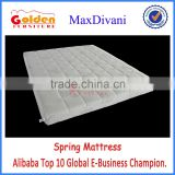 MaxDivani High Quality Memory Foam Mattress Competitive Price Golden Memory Foam Mattress with Best Service