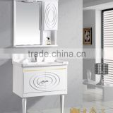 Chinese supplier pvc storage cabinet,Newest bath board storage cabinet for bathroom(EAST-25112)