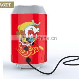 0.5L Small Refrigerator USB Power Desk Fridge YTBL-0.5