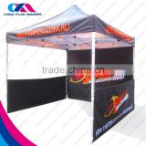 china advertise foldable easy up tent manufacture                                                                         Quality Choice