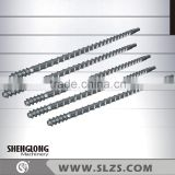 Single Screws of plastic processing machinery