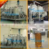YNZSY-LTY Series Waste Tire or Plastic Pyrolysis Oil Refining and Purification System for Desulfur and Deodorization