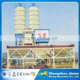 Stationary concrete mixing plant with capacity from 25 m3/h to 80m3/h                                                                         Quality Choice