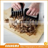 Pulled Pork Shredder Meat Bear Claws Handler Shredding Forks Smoked BBQ Meat Grilling Accessories