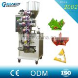Electric Eye Control System Automated Food Triangle Packaging Machinery