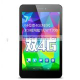 cube T7 2gb ram +16gb rom 1920*1200pixels android4.4 MT8752 octa core support phone call tablet pc
