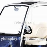 Superior Quality Tinted Acrylic Golf Car Windshield