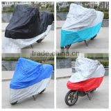 motorbike cover 190T polyester taffeta material PU coated