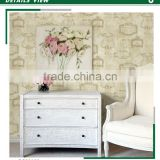 discount printed non woven wallpaper, old 3d wall mural for children , home accent wall sticker manufacturer