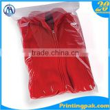 easy identification of the contents resealed repeatedly, flexible and tear-proof Transparent PE bag