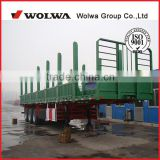customer highly praised factory timber transport semi trailer with reasonable price from wolwa