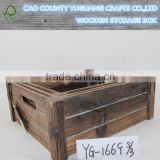 portable durable using vintage wooden wine crates wholesale