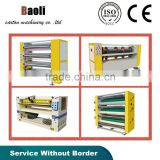 new 2-5 layers automatic hard cardboard ivory cardboard production line/ pizza box making line
