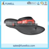 Customized eco-friendly disposable flip flop slipper