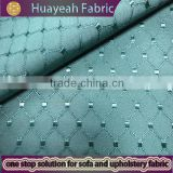 100% polyester plaid oriental wholesale damask fabric tablecloth