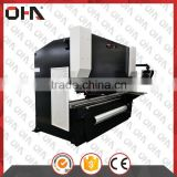 """OHA"" Brand WC67K-40/1600 hydraulic press brake tandem cnc press brake machine"