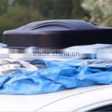 2016 latest outdoor aluminum film electrical vehicle cover /sun/snow/hail proof automatic car cover
