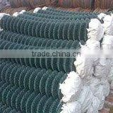 diamond wire mesh fence cheap chain link fencing /vinyl coated chain link/chain link fence for sale
