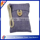 Natural bamboo charcoal air purifying bag                                                                                                         Supplier's Choice