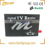 Satellite receiver with internet connection Car digital TV receiving box