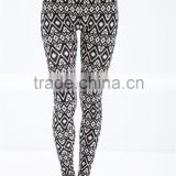 Simple Design Lastest Fashion Leggings for Women Slim Elastic Leggings Tight Cotton Pencil Pants