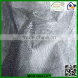 Soft silicone nonwoven thermal bonded interlining fabric for shirt