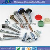 roofing self tapping screw galvanized roofing screws chinese manufacturer