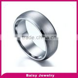 Custom hip hop jewelry tungsten gay men ring wholesale